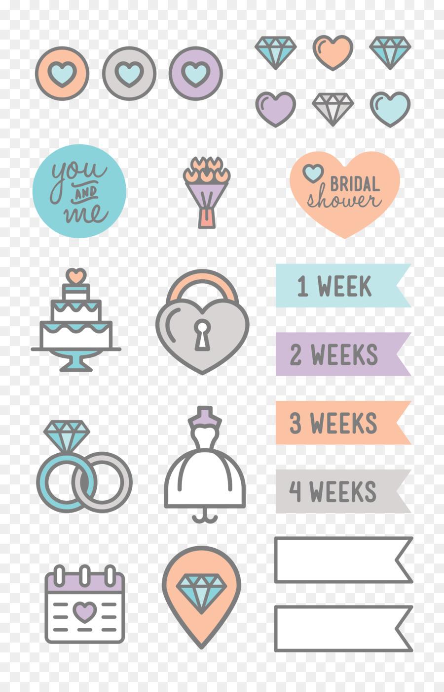 wedding invitation sticker wedding planner label wedding poster