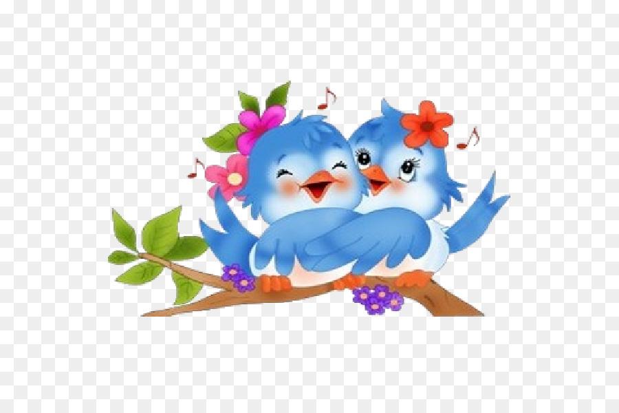 Lovebird Clip Art Drawing Image Bird Png Download 600 600 Free