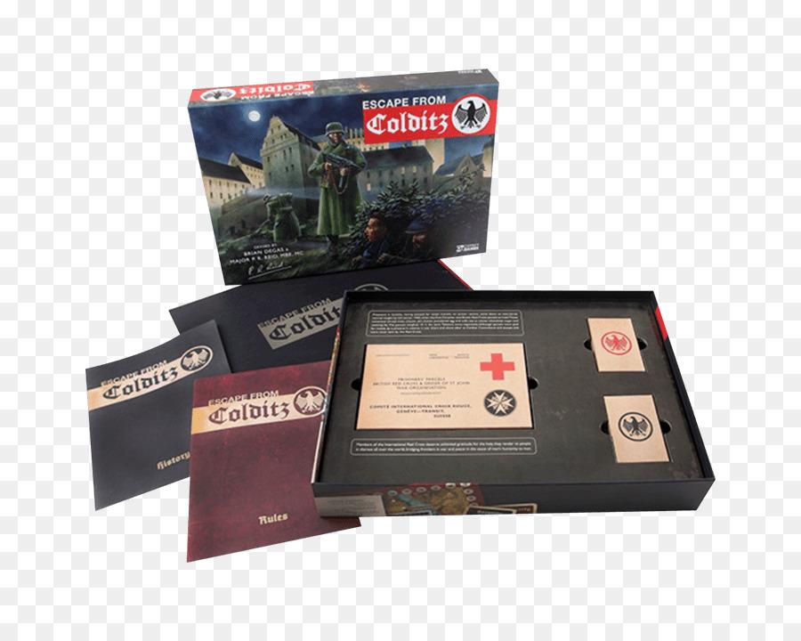 Escape From Colditz 75th Anniversary Edition Colditz Castle Game