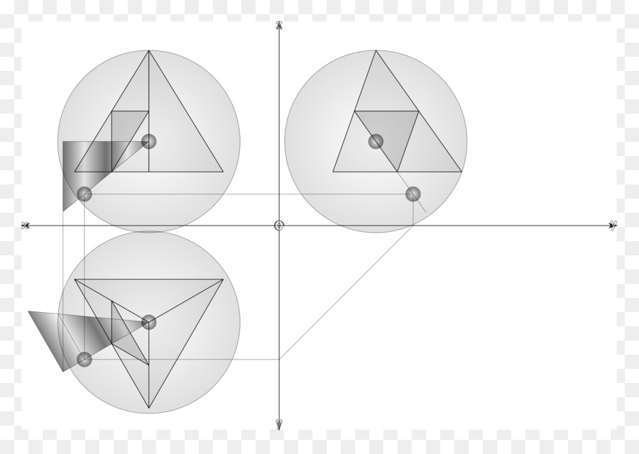 Clip art Geodesic dome Image Vector graphics - tetrahedral opening ...