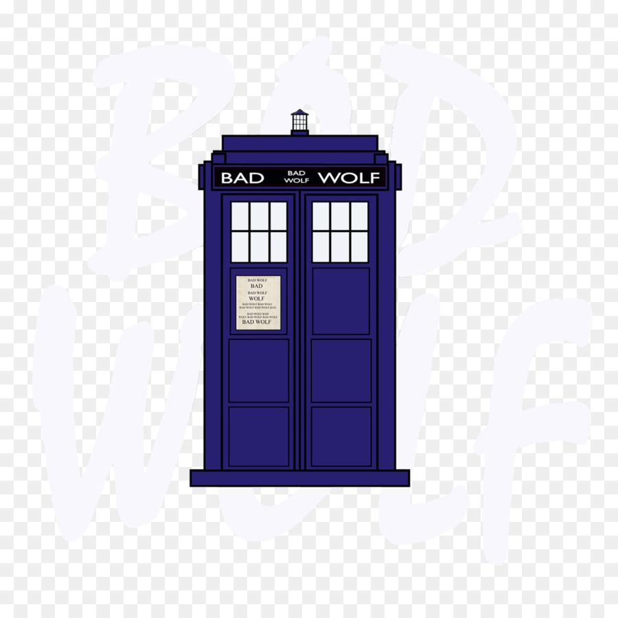 Doctor TARDIS Police Box Wall Decal Image   Doctor