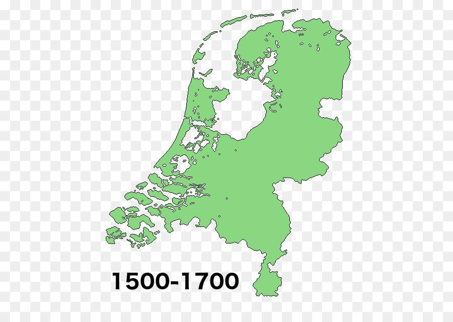 Netherlands Topographic Map.Netherlands Topographic Map Dutch Language Vector Graphics
