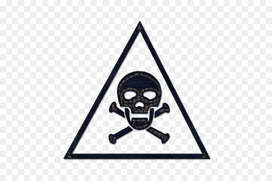 clip art poison hazard symbol image sign symbol png download 600