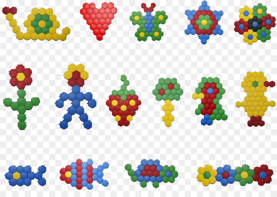 Hex Flex Game Aggar Toys Creativity Mosaic - hexagon png download - 1656*1148 - Free Transparent Game png Download.