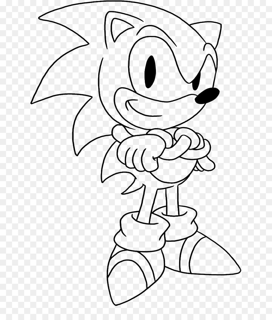 Sonic Chaos Amy Rose Colors Shadow The Hedgehog Colouring Pages