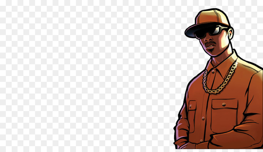 Grand Theft Auto San Andreas Eyewear png download - 960*544