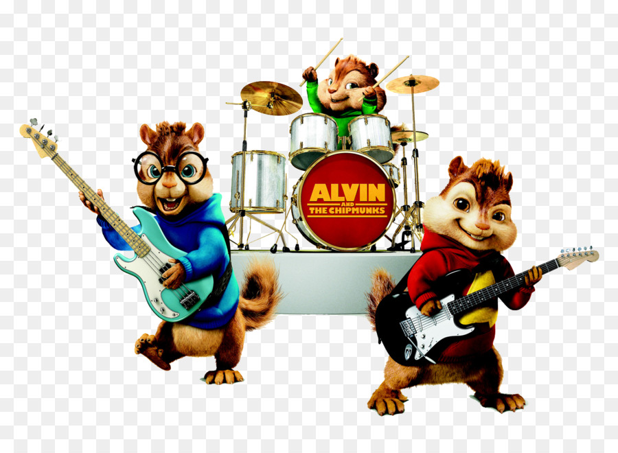 Alvin and the Chipmunks Singing The Chipmunk Song (Christmas Don\'t ...
