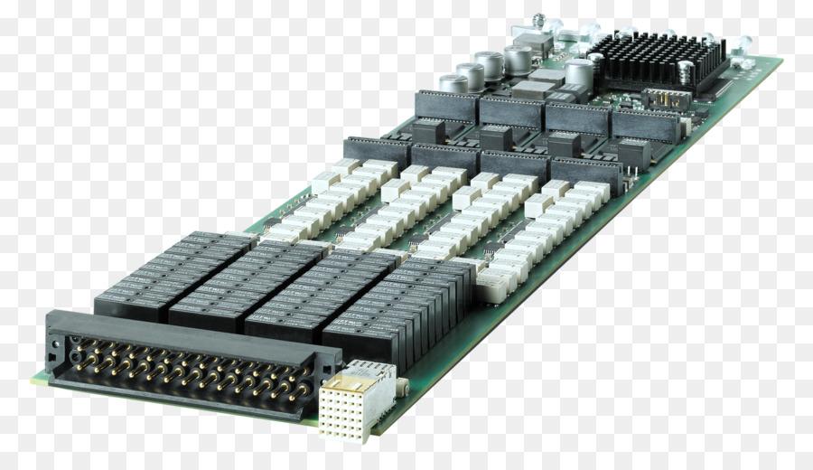 Konektor Listrik Mikrokontroler Hardware Programmer Kartu Jaringan