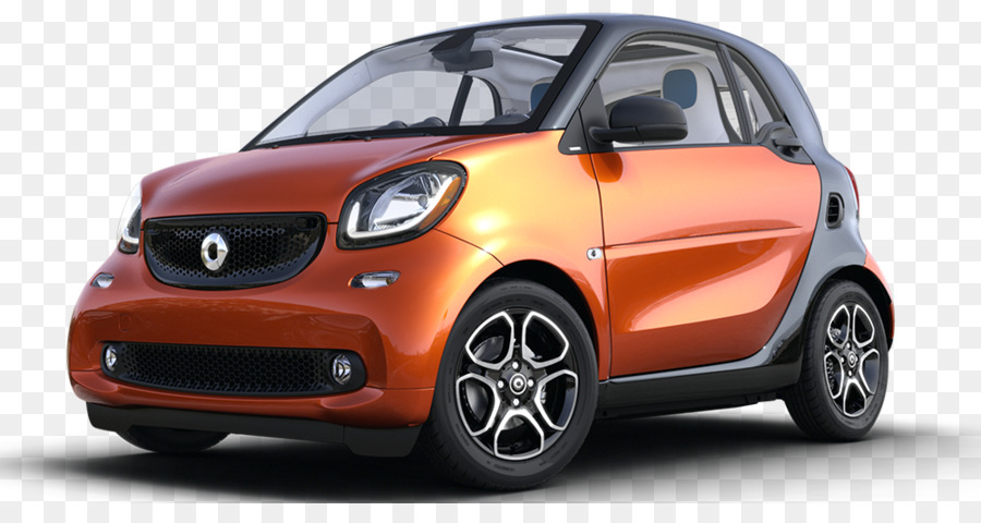 2018 Smart Fortwo Electric Drive Mercedes Benz Car Png 1000 513 Free Transpa