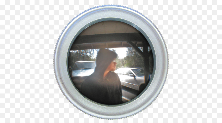Window Peephole Mirror Door Wall   Wide Angle
