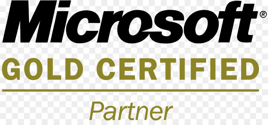 Microsoft Certified Partner Logo Microsoft Corporation Computer