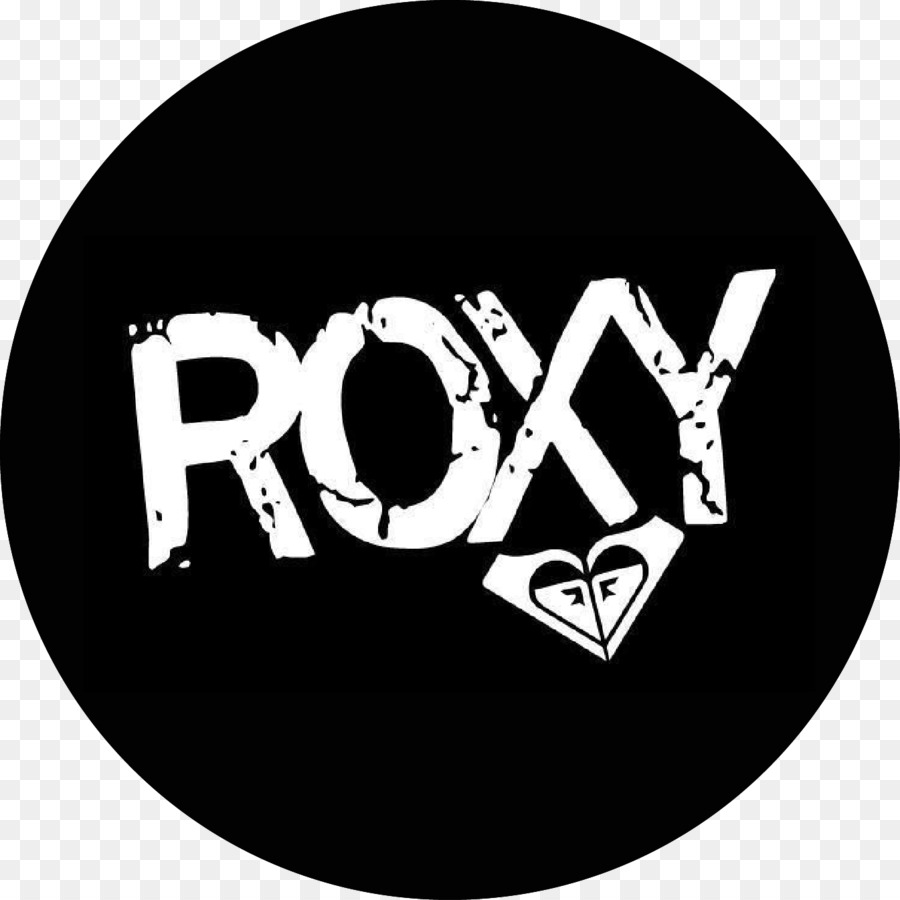 Roxy Quiksilver Logo Decal Desktop Wallpaper