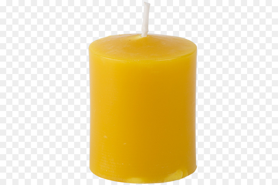 Candle Yellow png download - 600*600 - Free Transparent Candle png