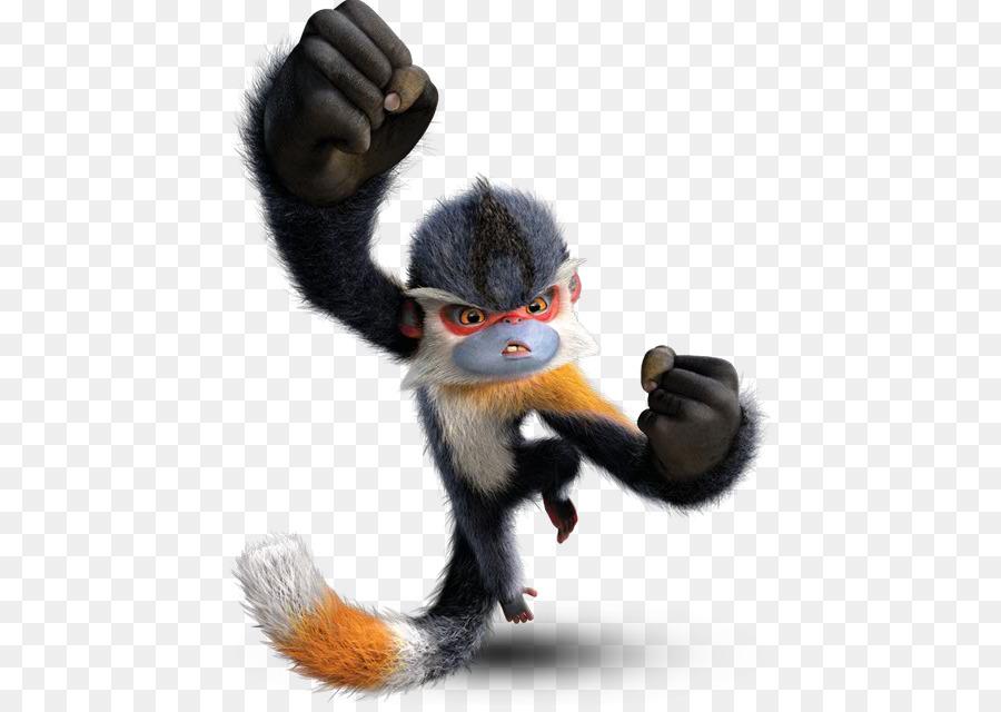 Los monos del viejo mundo Ape Gorila Chimpancé - los simios y los ...