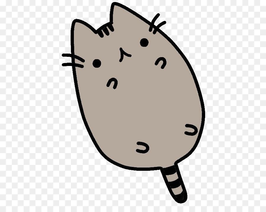 Cat Whiskers Pusheen Clip Art Desktop Wallpaper Cat Png Download
