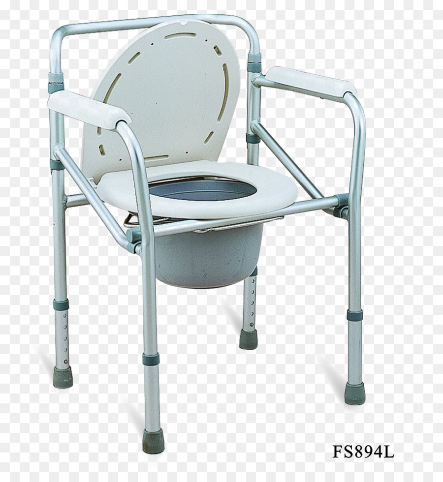 Commode chair Toilet & Bidet Seats - toilet png download - 1035*1113 ...