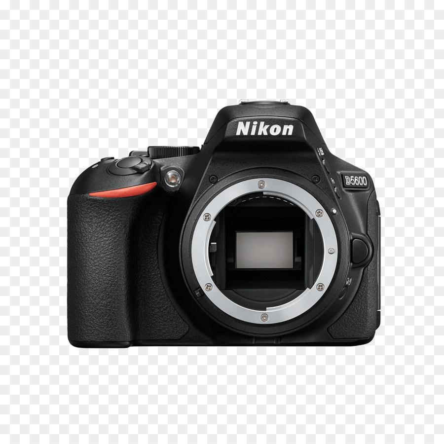 Nikon D5600 Digital Camera png download - 1000*1000 - Free