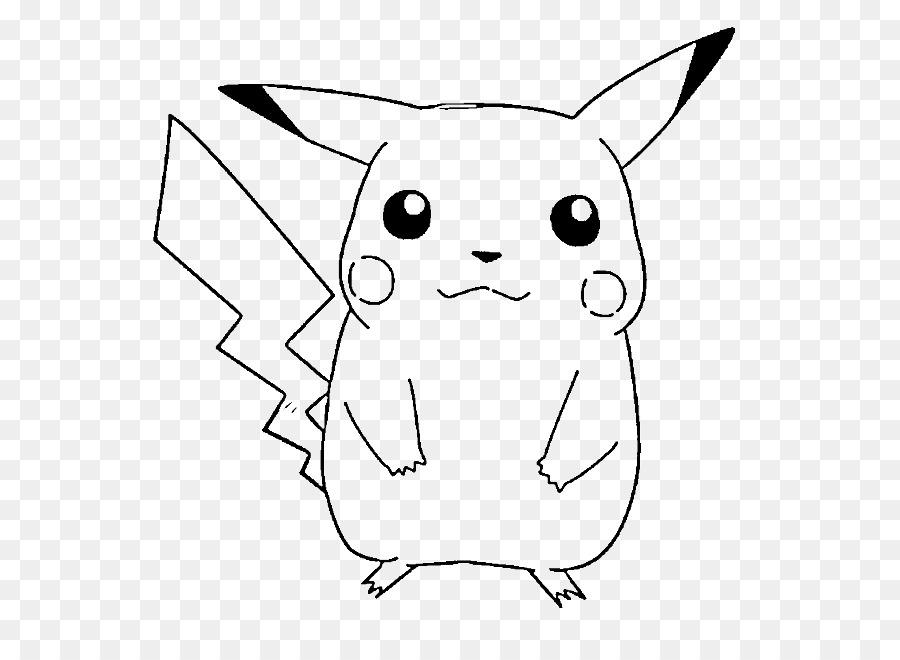 Pokémon Pikachu de Pokémon IR para Colorear libro - hola de verano ...