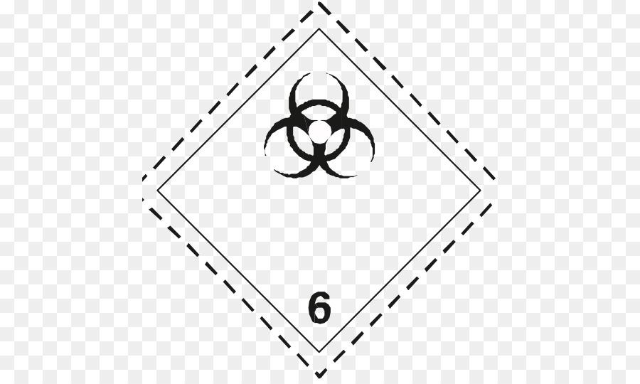 Dangerous Goods Hazmat Class 6 Toxic And Infectious Substances Adr