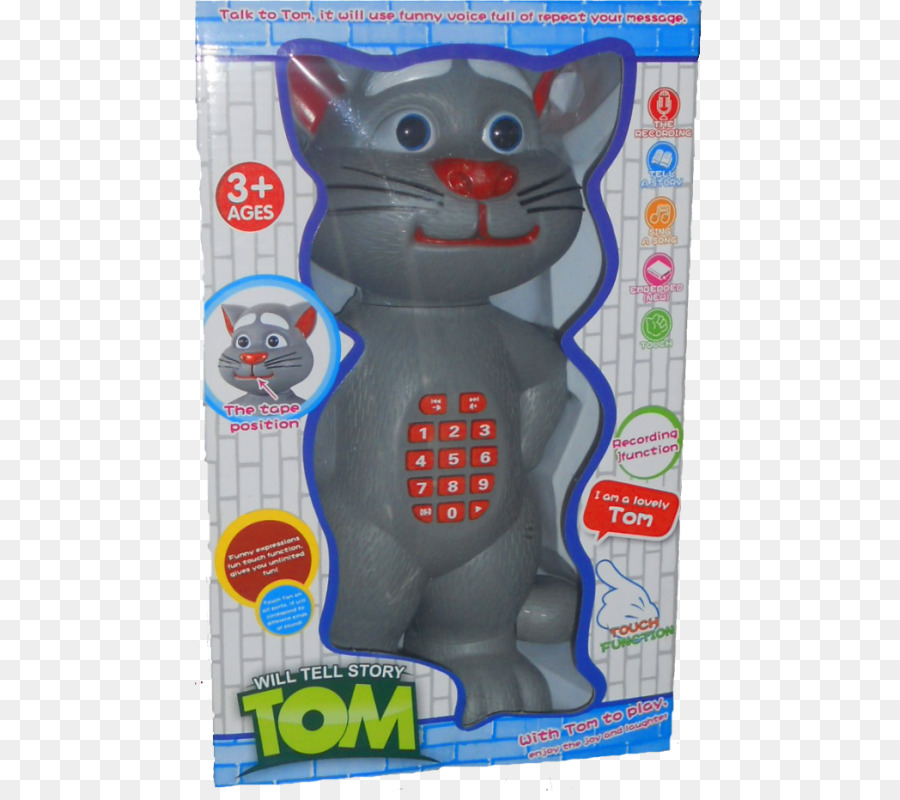 Cat Stuffed Animals Cuddly Toys Talking Tom And Friends Mobile