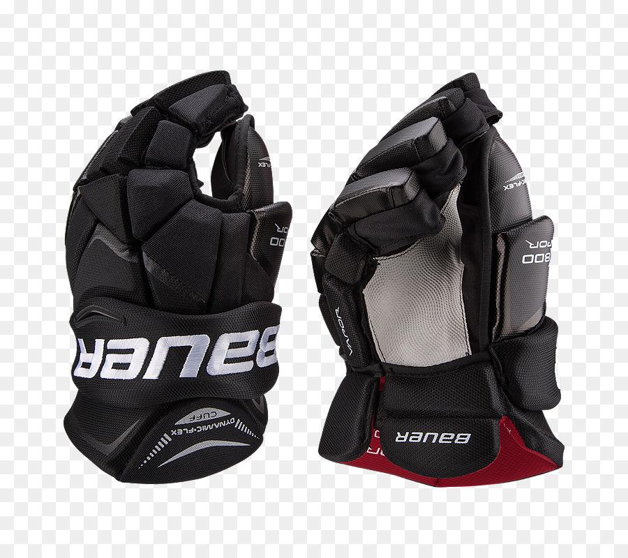 da21a321893 Lacrosse glove Bauer Hockey Ice hockey equipment - Senior Care Flyer ...