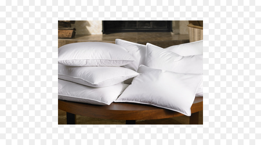 Pillow Down Feather Quilt Bed Sheets Cushion   Bed Pillow