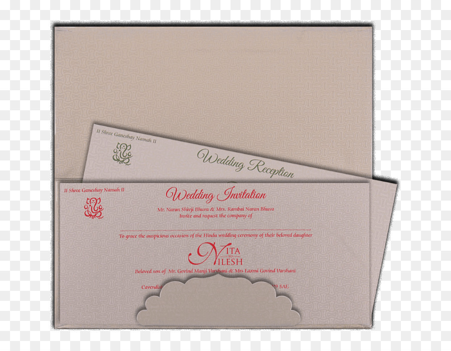 Wedding Invitation Text Png Download