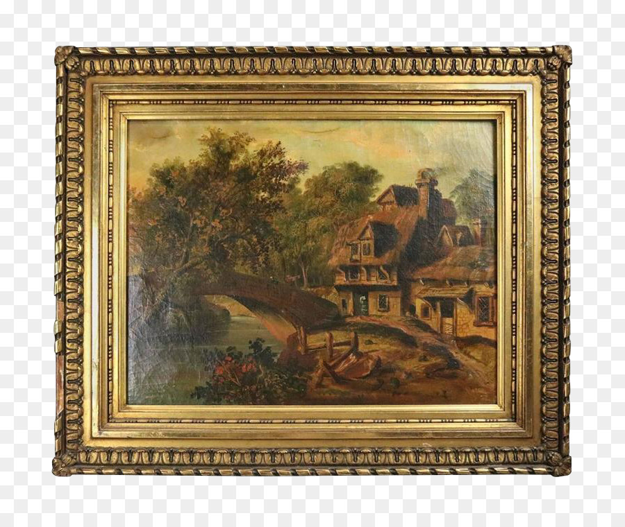 Corning Antique Revival Painting Picture Frames - antique - Corning Antique Revival Painting Picture Frames - Antique Png