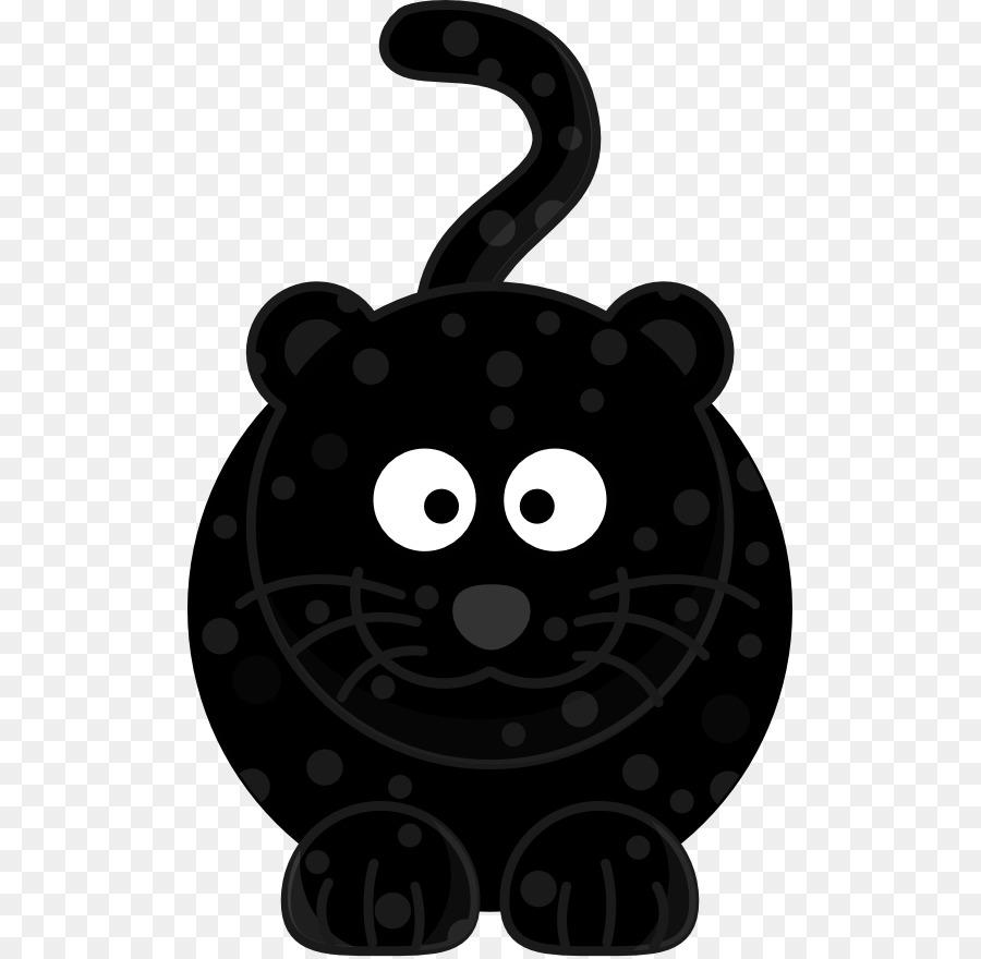 Jaguar Black Panther Cat Leopard Cougar Stuffed Dog Png Download