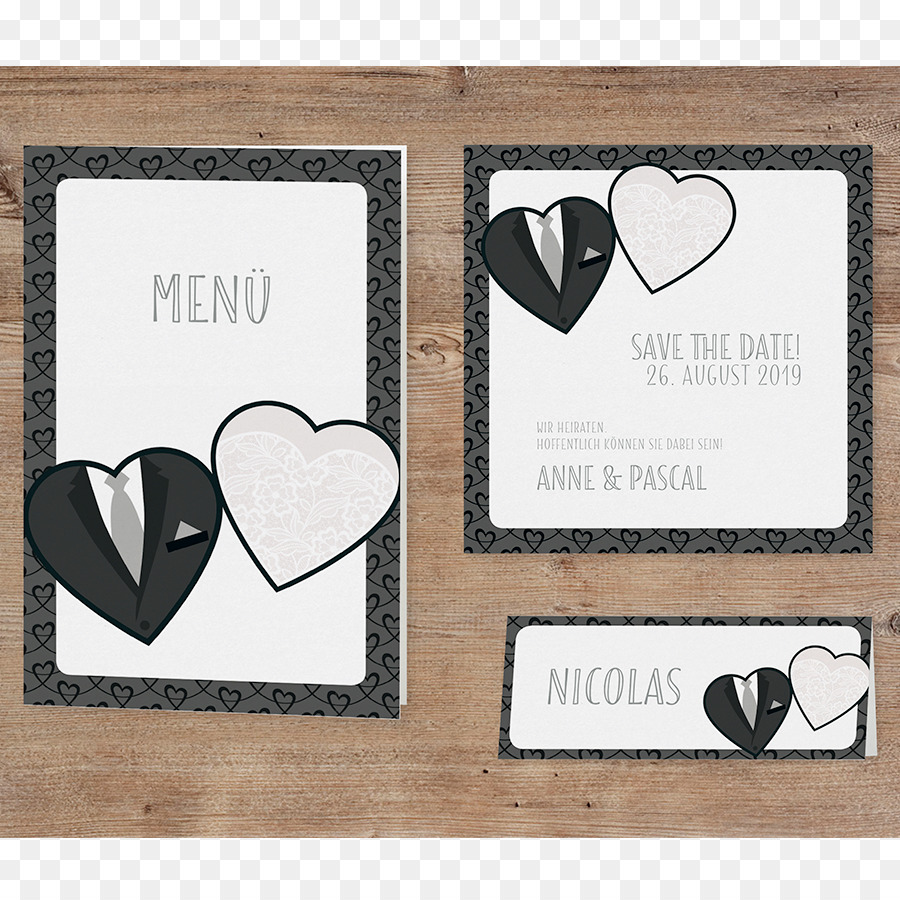 place cards mariage: simple, élégant & vite fait! wedding paper save
