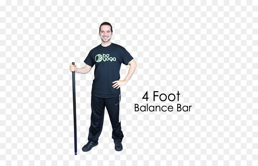 Yoga Basics T-shirt Exercise Stretching - Yoga png download