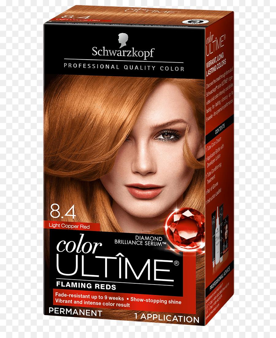 Hair Coloring Schwarzkopf Human Hair Color Cosmetics Light Brown