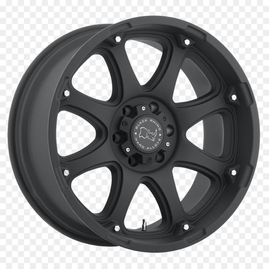 Car Rim Alloy wheel Tire - black tire png download - 1001*1001 ...