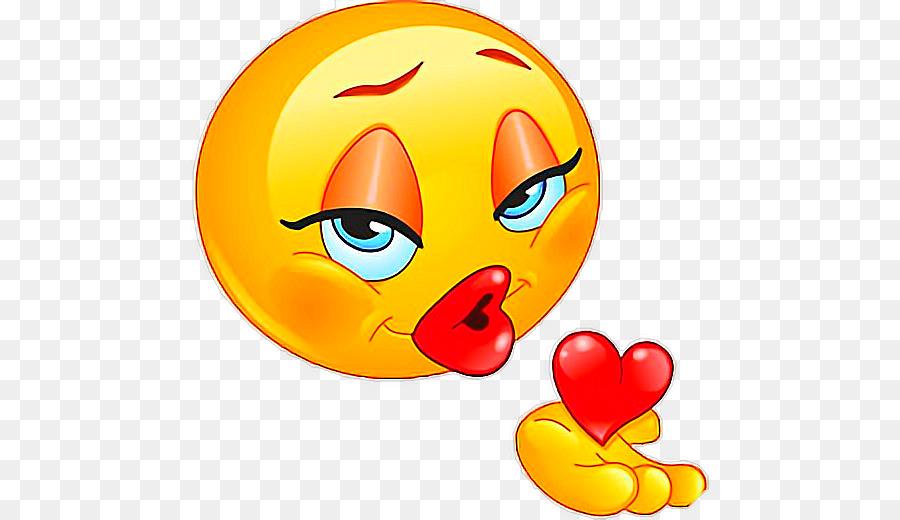 Smiley Küsschen Bilder