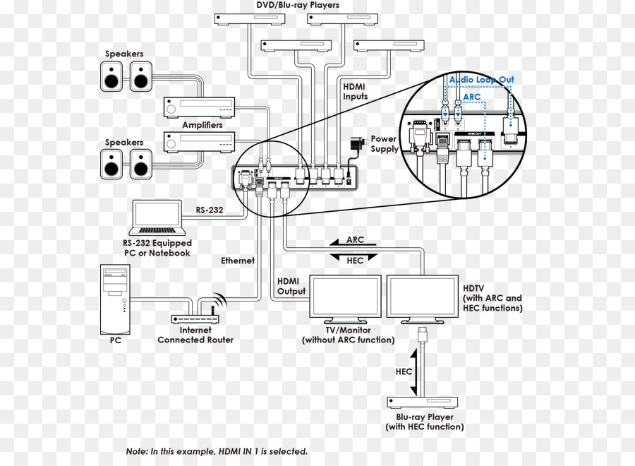 technical pro wiring diagram