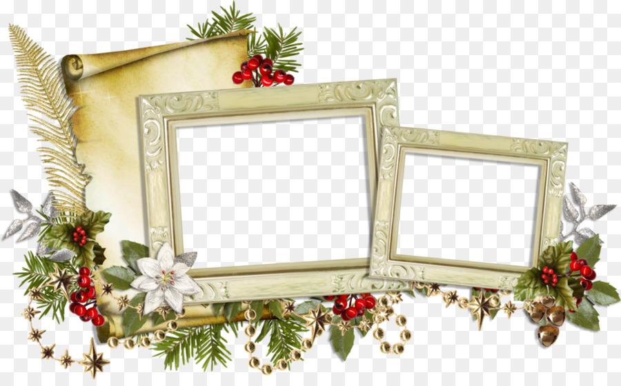 Weihnachten Fotorahmen.Bilderrahmen Weihnachten Ornament Clip Art Photography Weihnachten