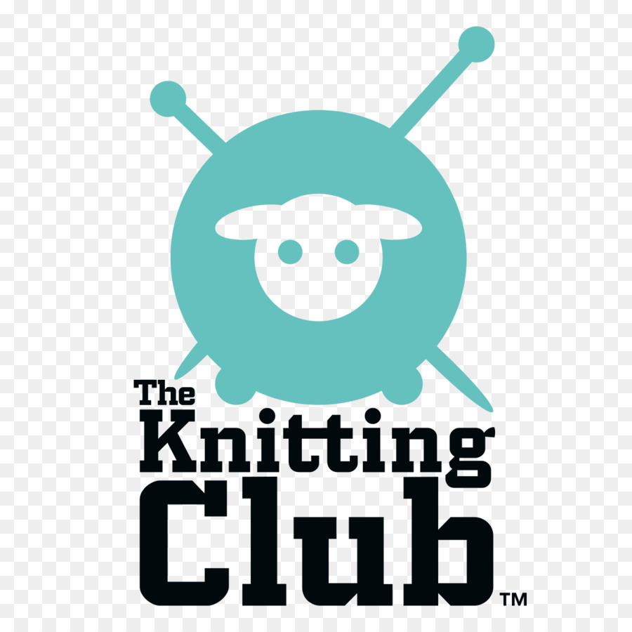 The Friday Night Knitting Club Logo Brand Font Club 80 S Png