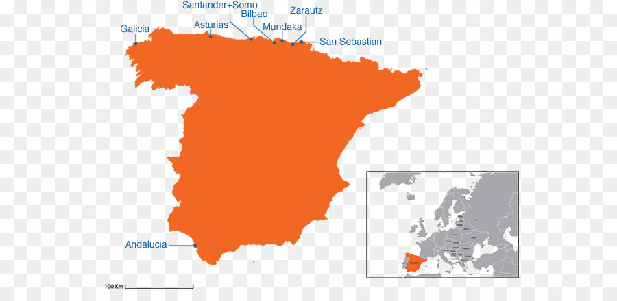 Map Of Spain Vector Free.Spain Vector Graphics Map European Union Clip Art Destination Map