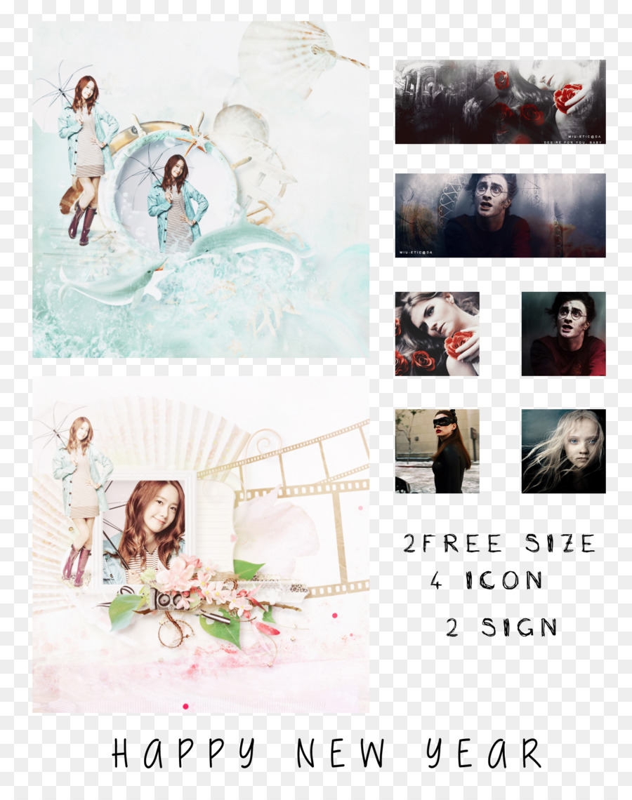 Paper Graphics Picture Frames Collage Font - collage png download ...
