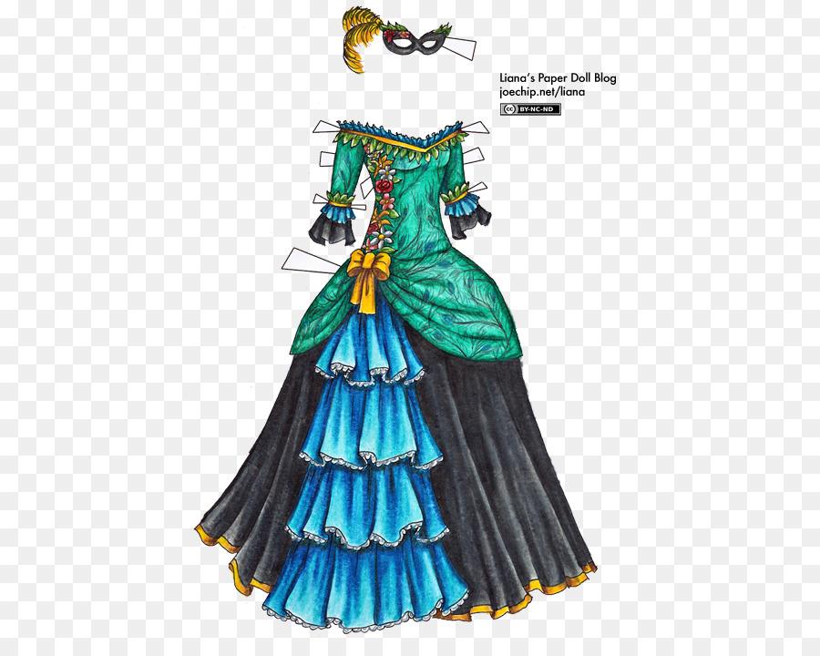 Ball gown Masquerade ball Dress Clothing - Mardi Gras Masquerade png ...