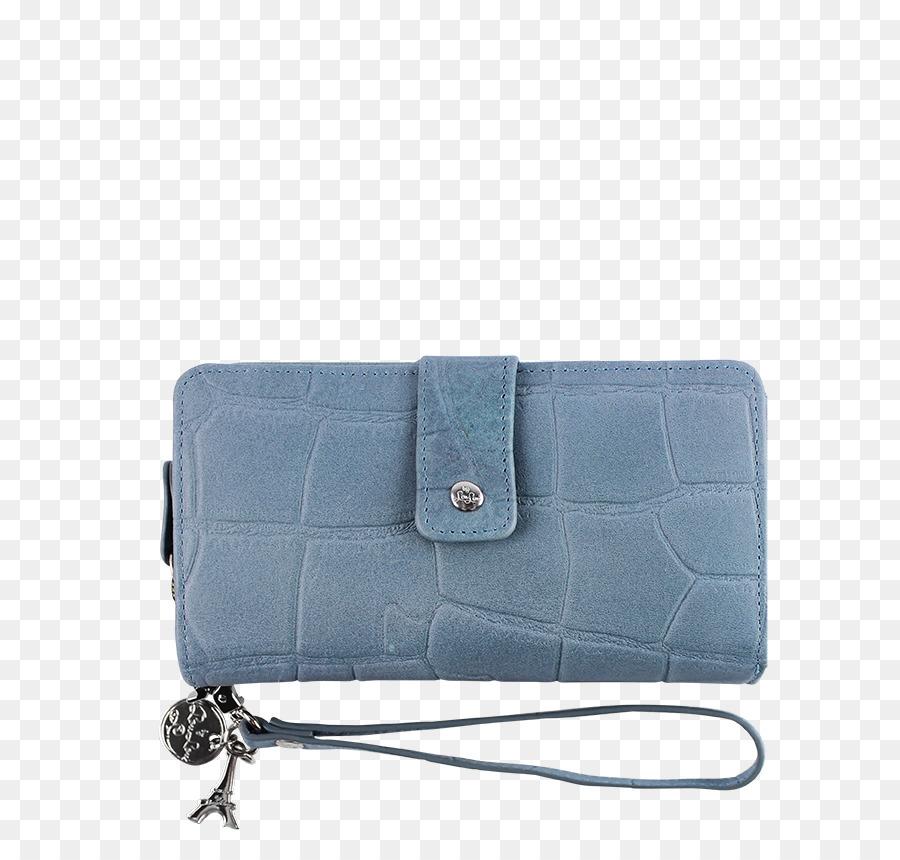 d0ffc847e Carteira Bolsa De Couro Moda - carteira - Transparente Azul