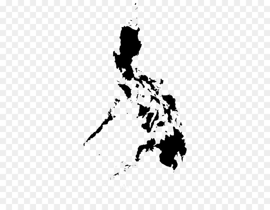 Philippines Vector Graphics World Map Illustration Hurricane