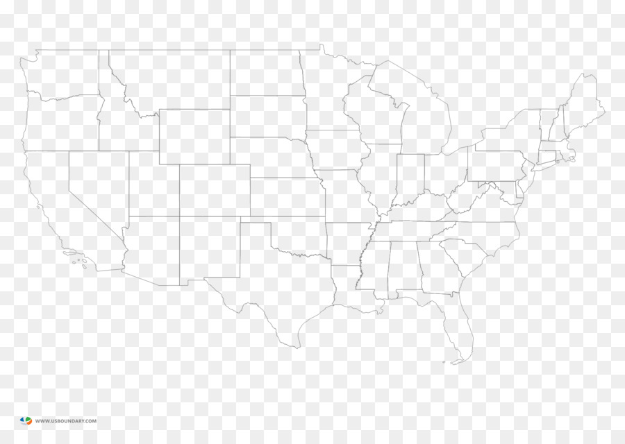Blank map U.S. state Image Hawaii - map png download - 1584*1123 ...