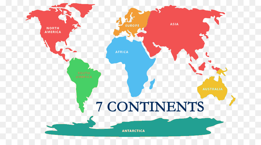 World map continent world ocean seven continents map png download world map continent world ocean seven continents map gumiabroncs Images