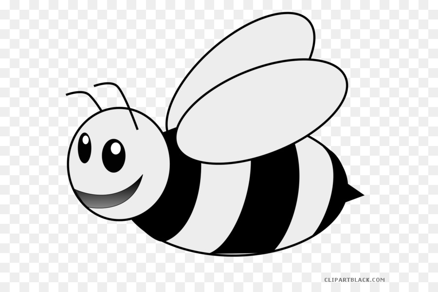 Bumblebee Coloring Book Colouring Pages Honey Bee Bee Png Download