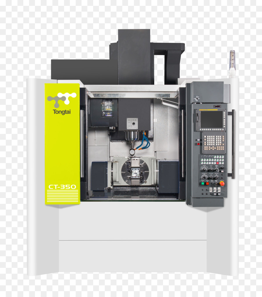 Machine tool Machining Computer numerical control - vertical time