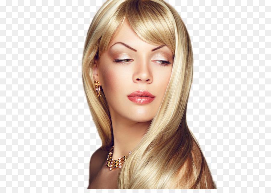 Haare Färben Friseur Frisur Menschliches Haar Farbe Blond Haar Png