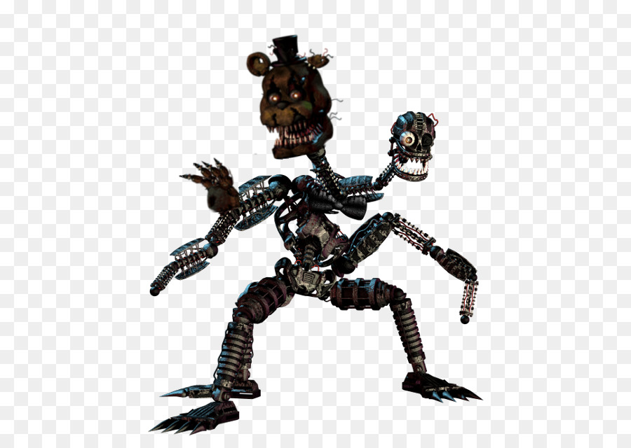 Nightmare Robot png download - 480*623 - Free Transparent Nightmare