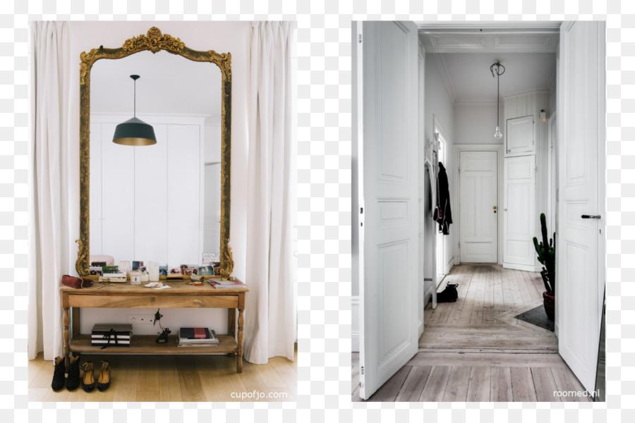 Design Spiegel Hal : ≥ deens design teakhouten hal spiegel kledingborstel