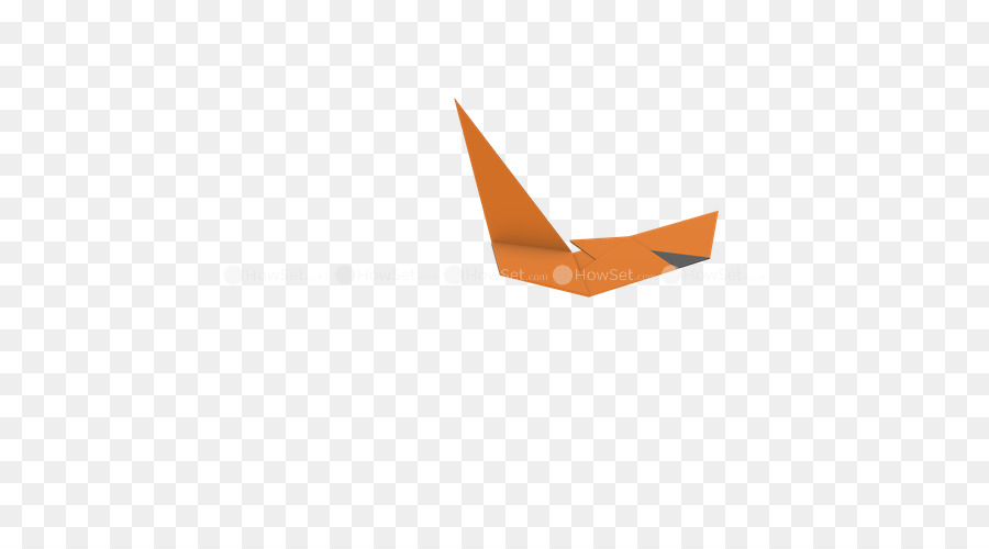 Paper Fold It Origami Square Angle Graphics Mandarin Duck Png